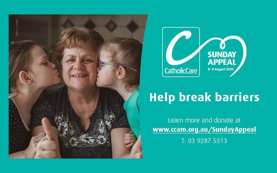 CatholicCare Sunday Appeal