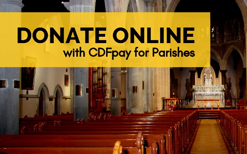 Donate online to our parish